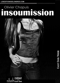 Couverture de « Insoumission »